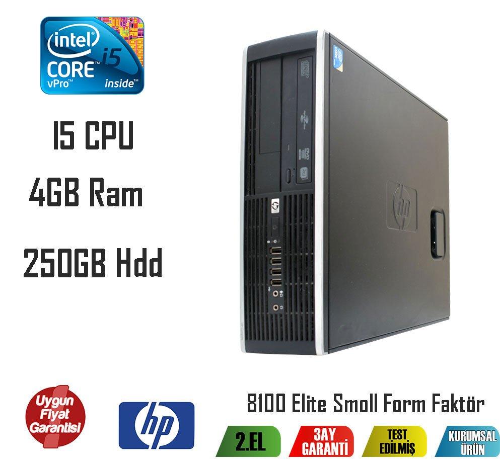 d4ffd40d5769d Hp 8100 Elite İ5 CPU 4GB RAM 250GB HDD Masaüstü PC En Uygun Fiyatlarla    Toptan & Perakende Bilgisayar Fiyatları   City Bilişim Bilgisayar Hizmetleri