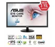 21.5 ASUS VP228DE LED 5MS FHD DSUB VESA