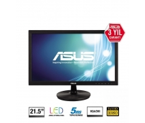21.5 ASUS VS228NE LED 1920x1080 5MS DVI/VGA 3YIL