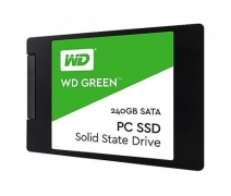 240GB WD GREEN 3D NAND 2.5'' WDS240G2G0A SSD
