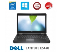 Dell Latitute E5440 Intel İ5-4300U 8GB RAM 250GB SSD Notebook