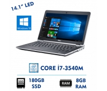 Dell Latitute E6430 Intel İ7-3540M 8GB RAM 180GB SSD Notebook