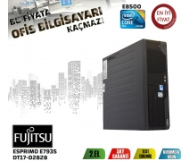 Fujitsu Ensprimo E7935 Core 2 Duo 2Gb Ram 160 Gb Hdd Masaüstü Pc