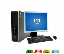 HP Compaq 6000 Pro Core 2 Duo 3.0GHz DDR 3 4Gb Ram 250Gb Hdd