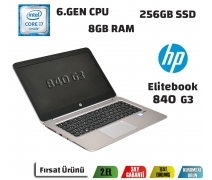 HP EliteBook 840 G3 Core i7-6600U CPU 8GB RAM 256GB SSD Notebook