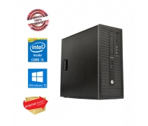 Hp Elitedesk 800 G1 Intel İ5-4570 8GB RAM 500GB HDD Masaüstü Pc