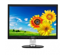 "Philips 240P4QPYEB/00 24"" 5ms (Analog+DVI-Display) Full HD IPS Monitör"