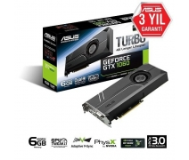 ASUS TURBO-GTX1060-6G 6GB 192Bit DDR5 HDMI