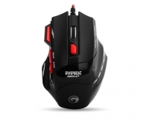 EVEREST SGM-X7 GAMER MOUSE+PAD