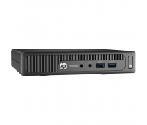 HP PRODESK 400 G2 Intel İ3-6100T 8GB 128GB SSD Mini Desktop Pc
