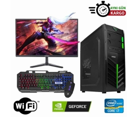 Zeiron Event T28x İ7-860 3,46HZ 8GB 240GB + 500GB 4GB 18.5""