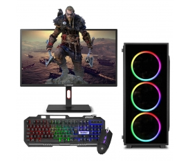 "Zeiron Flash X50 İ5-3470 16GB 240GB 4GB GT730 24"" 144HZ Oyuncu Pc"
