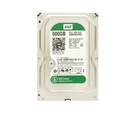 WESTERN DIGITAL 500 GB HDD SATA SIFIR