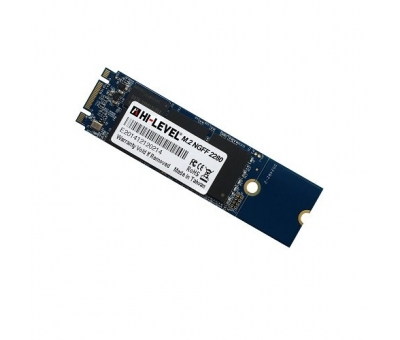 120 GB HI-LEVEL M2SSD2280 M2 SATA 550-530 MB/s SSD