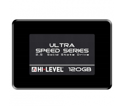 "120 GB HI-LEVEL SSD30ULT/120G 2,5"" 550-530 MB/s"