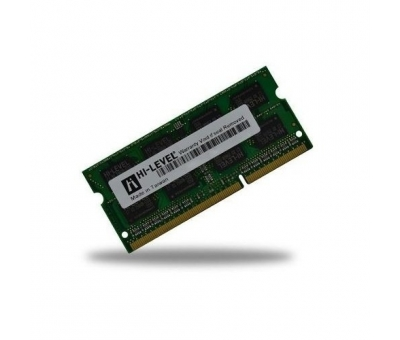 4 GB DDR3 1600 MHz 1,35 LOW NOTEBOOK HI-LEVEL