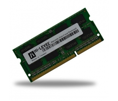 8 GB DDR4 2133 MHz 1.2V NOTEBOOK HI-LEVEL HLV-SOPC17066D4/8G