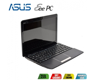 ASUS EEE PC ATOM İŞLEMCİ 2GB RAM 80GB HDD LAPTOP