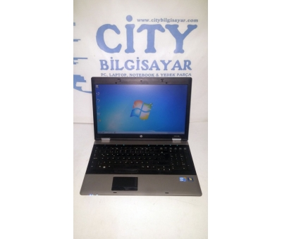 HP PRO 6550B İ5-M520 4GB RAM 160GB HDD 15.6 EKRAN NOTEBOOK