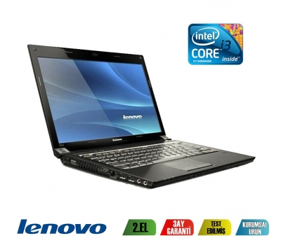 Lenovo B560 İntel İ3-M370 2,40Ghz 4GB RAM 320GB HDD Notebook