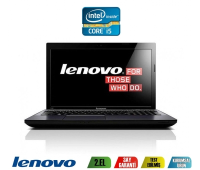Lenovo P580 İ5-3210M CPU 4GB RAM 500GB HDD Geforce GT630M Ekran Kartı Notebook