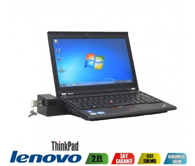 Lenovo Thinkpad X230 i5-3320M 3.Nesil 320GB HDD 4GB RAM Notebook
