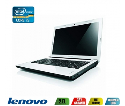 Lenovo Z380 İ5-3210M CPU 4GB RAM 600GB HDD Geforce 610 Ekran Kartı