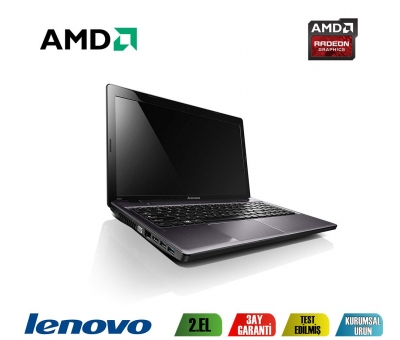 Lenovo Z585 AMD A10-4600M 8GB RAM 320GB HDD RADEON HD 7600G Notebook