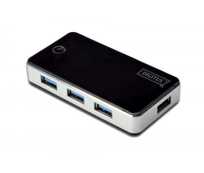 DIGITUS DA-70231 4 PORT USB 3.0 HUB ADAPTÖR