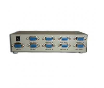 EKRAN (MONİTÖR) ÇOĞALTICI SWITCH (8 PORT) 250MHz BİEN