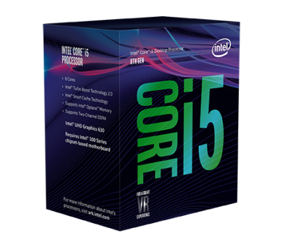 INTEL CORE i5-8400 2.80GHz 9MB 1151p