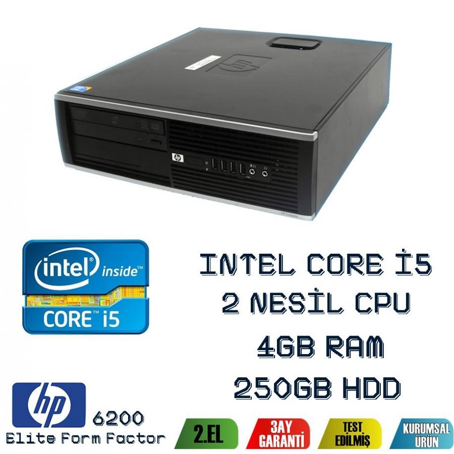 8c11fe81ff843 HP Elite Form Factor İ5 2.Nesil Cpu 4Gb Ram 250Gb Hdd Masaüstü En ...